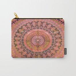 Mango Mandala Carry-All Pouch