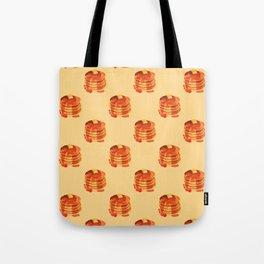 Pancake pile pattern Tote Bag