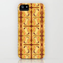 Warm Throwback iPhone Case