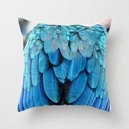 Parrot Life (2) Throw Pillow