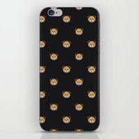 moschino iPhone & iPod Skins featuring Teddy Bear, Moschino Toy by cvrcak