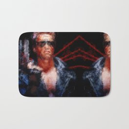 The Terminator Bath Mat