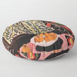 Matisse Exhibition poster 1979 Floor Pillow