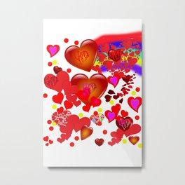 Infinity of love Metal Print
