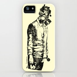 Pass The Mic iPhone Case