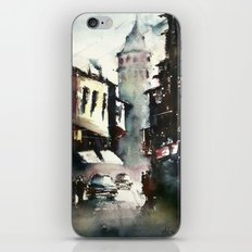 Galata Tower iPhone & iPod Skin