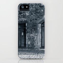 unterwegs_1195 iPhone Case