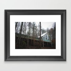 Georgia Sunroom Framed Art Print