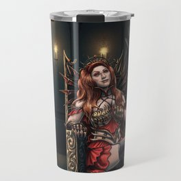 Vampire Feast Commission Travel Mug