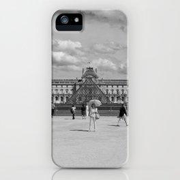 Louvre iPhone Case