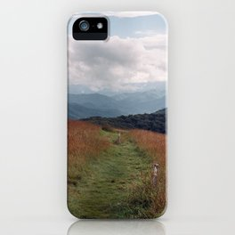 Max Patch iPhone Case