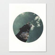 Wolf Sky Canvas Print