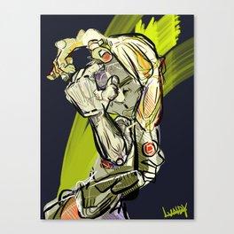 Take a Bow Canvas Print
