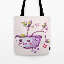 Sweet Garden Tote Bag