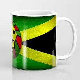 Rasta Lion. Coffee Mug