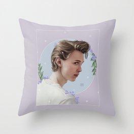 MEMENTO VIVERI Throw Pillow