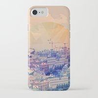 berlin iPhone & iPod Cases featuring berlin by Marco Puccini