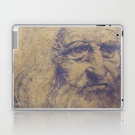 Da Vinci Laptop & iPad Skin