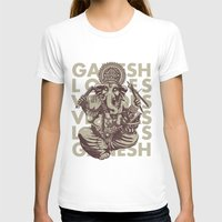 ganesh T-shirts featuring Ganesh by _MattVector
