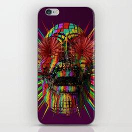 PzySkull iPhone Skin