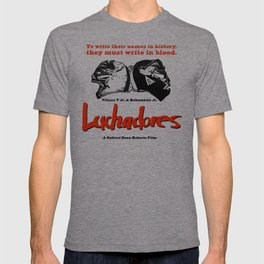 Luchadores Film Poster T-shirt