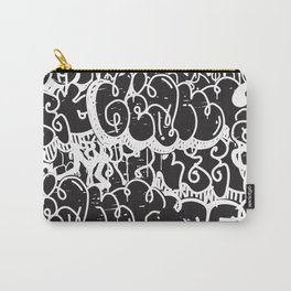 Graffiti illustration 01 Carry-All Pouch
