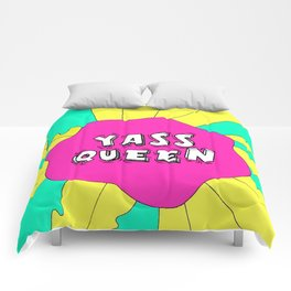 Broad City Yass Queen Comforters