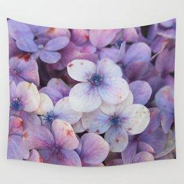Blossom Purple Wall Tapestry