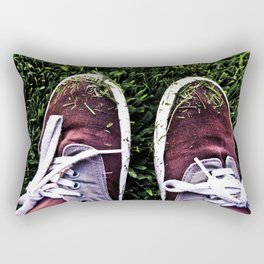 In My Shoes Rectangular Pillow