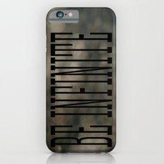 Be Infinate iPhone 6s Slim Case
