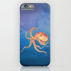 Octopus Blue Slim Case iPhone 6s
