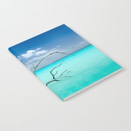 Driftwood in Lagoon Notebook