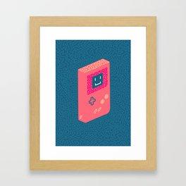 Game Chappie Framed Art Print