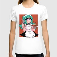 pie T-shirts featuring pie by Aleksander Cacic