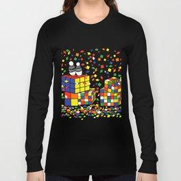 Rubix Panda Long Sleeve T-shirt