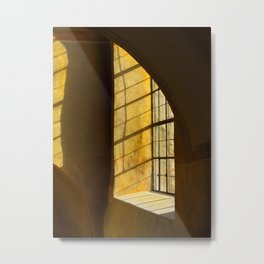 Castle Light Metal Print