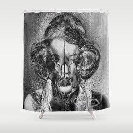Bipolar Shower Curtain