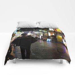 Salary Man Comforters