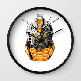 gundam rx 78 Wall Clock