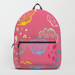 Wild Rose Backpack