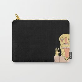 Tongue Face Carry-All Pouch