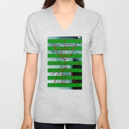 Figure 57 (Diagram Series) Unisex V-Neck