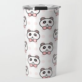 Cute Pandas Travel Mug