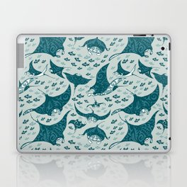 Manta ray Laptop & iPad Skin