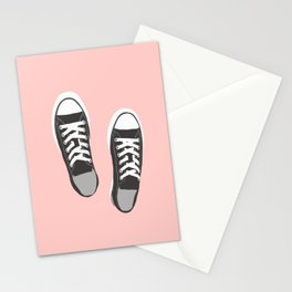 my fave shoes Stationery Cards