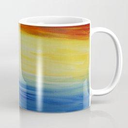 Abstract Sea Coffee Mug