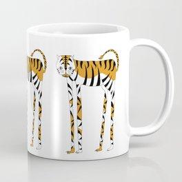 Long legs Tiger Coffee Mug