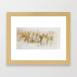 abstrakt Framed Art Print