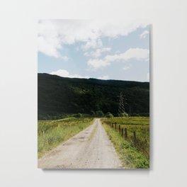 Glen Loin Metal Print