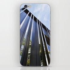 Palm Trees and Chrome iPhone & iPod Skin